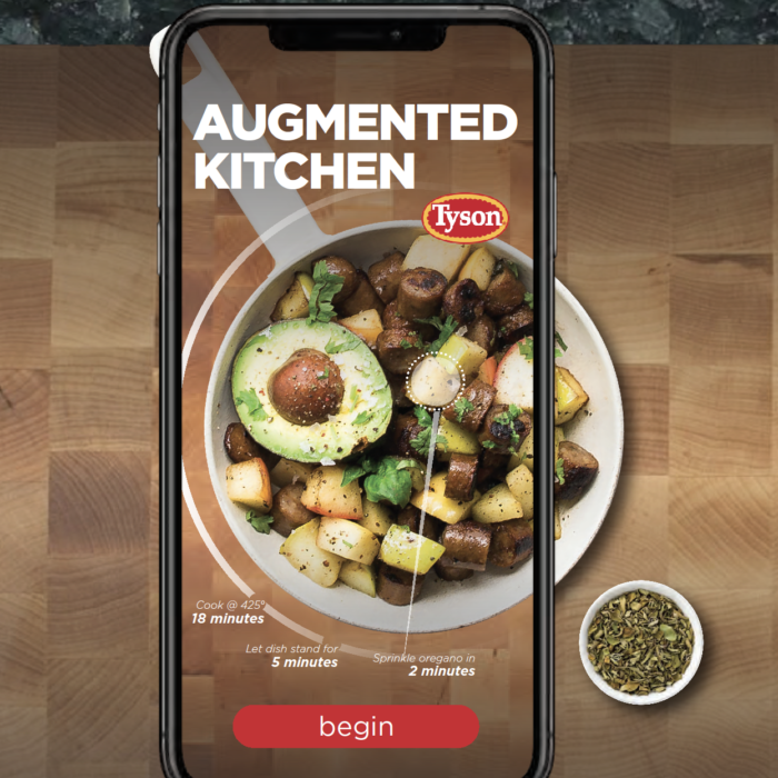 Augmented Kitchen